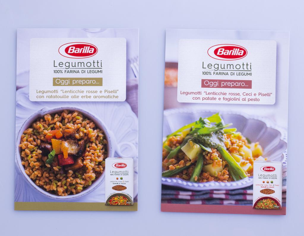 Edizioni 2 0 legumotti barilla for Barilla ricette