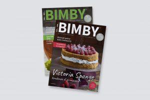Magazine cover BIMBY